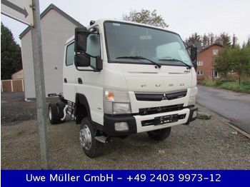 New cab chassis truck FUSO Mitsubishi Canter 6C18D sales at Truck1