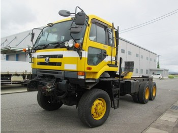 Nissan Diesel - cab chassis truck