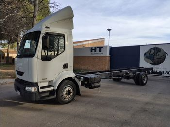 RENAULT Midlum 220.12 - cab chassis truck