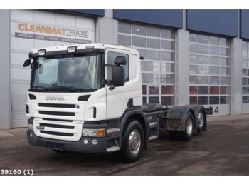 Scania P 400 Euro 5 - cab chassis truck