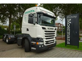 Scania R500 High-Streamline 6x2 Chassis  - cab chassis truck