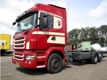 Cab chassis truck Scania R 420 LB6X2*4MLB
