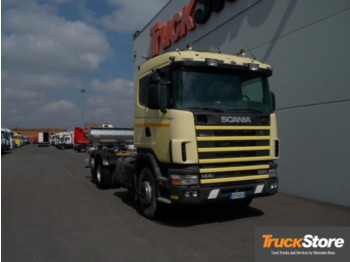 Cab chassis truck Scania SCANIA R 114