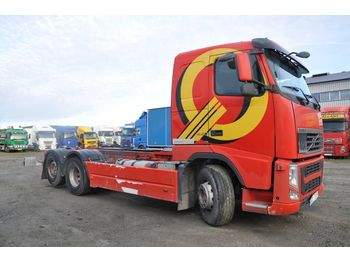 VOLVO FH440 6X2 - cab chassis truck