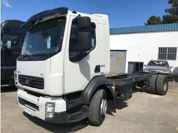 Cab chassis truck VOLVO FL / FE 7 260