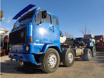 Volvo F89(8X2) - cab chassis truck