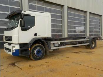 Volvo FM 340 - cab chassis truck