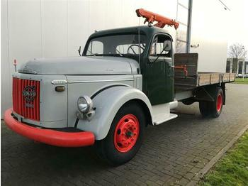 Volvo N86 / 389 C / VIKING / 4X2 / OLDTIMER /  FULL RE  - cab chassis truck