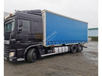 DAF DAF XF FAN 510 - container transporter/ swap body truck