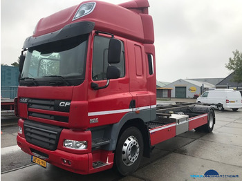 DAF FA CF85.410 Euro 5 BDF wisselsysteem - container transporter/ swap body truck