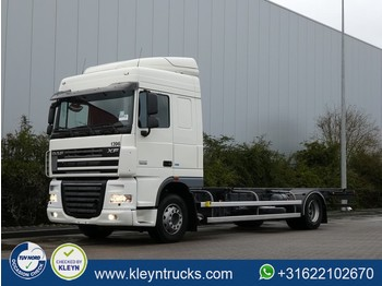 Container transporter/ swap body truck DAF XF 105.460 bdf