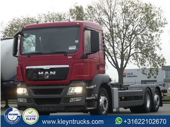 MAN 26.320 TGS 6x2*4 - container transporter/ swap body truck
