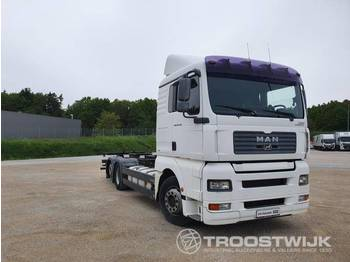 MAN TGA 26.430 - container transporter/ swap body truck