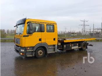 MAN TGL10.240 4x2 - container transporter/ swap body truck
