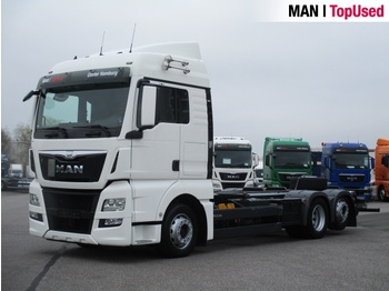 MAN TGX 26.440 6X2-2 LL (Euro 6, Intarder) - container transporter/ swap body truck