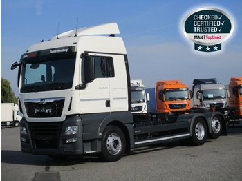 MAN TGX 26.460 6X2-2 LL - container transporter/ swap body truck