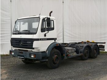 MERCEDES-BENZ 2320L - container transporter/ swap body truck