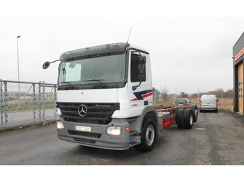 Mercedes-Benz 2536 L  - container transporter/ swap body truck