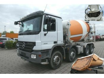 Mercedes-Benz Actros 3241 B 8x4  Wechselfahrgestell Mulde+Misc  - container transporter/ swap body truck
