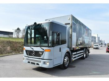 Mercedes-Benz Econic 2633 BDF  - container transporter/ swap body truck