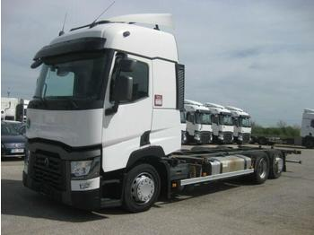 Renault T470 HD004 Jumbo BDF - container transporter/ swap body truck