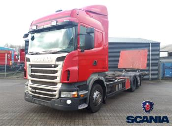 SCANIA R440 - container transporter/ swap body truck