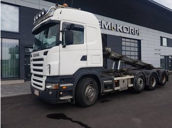 SCANIA R500 8x2 - container transporter/ swap body truck