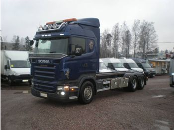 SCANIA R 12 LB 480 - container transporter/ swap body truck