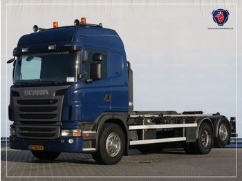 Scania G400 LB6X2MNA | HOOKLIFT SYSTEM | ABROLLKIPPER | VDL HAAKARM - container transporter/ swap body truck