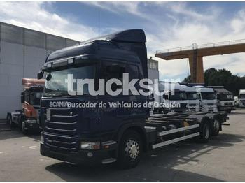 Scania G480 - container transporter/ swap body truck