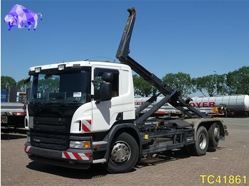 Scania P 360 Euro 5 - container transporter/ swap body truck
