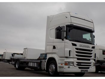 Scania R420 TOPLINE - container transporter/ swap body truck