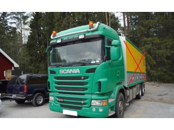 Scania R500  - container transporter/ swap body truck