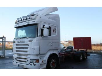 Scania R500LB6X2*4MLB  - container transporter/ swap body truck