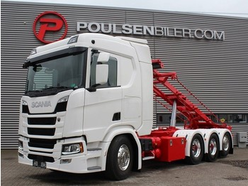 Scania R500 8x4*4 - container transporter/ swap body truck