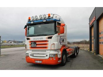 Scania R560LB6X2MNB  - container transporter/ swap body truck