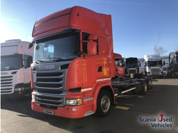 Scania R 410 LB6X2MLB - container transporter/ swap body truck