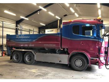 Scania R 480  - container transporter/ swap body truck