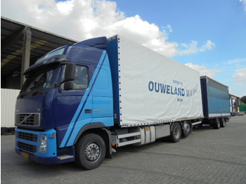 Container transporter/ swap body truck Volvo FH12-480 6X2