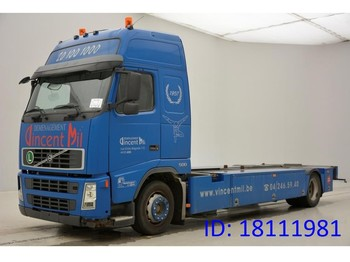 Container transporter/ swap body truck Volvo FH13.380 Globetrotter