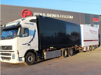 Container transporter/ swap body truck Volvo FH400 6x2
