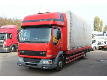 DAF FA LF 45.220 E12, SECONDARY AIR CONDITIONING  - curtainsider truck