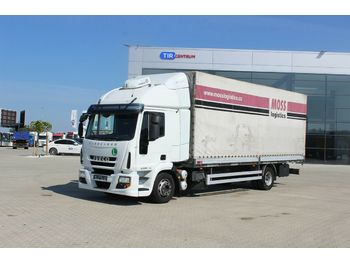 Curtainsider truck Iveco 120E22, SECONDARY AIR CONDITIONING