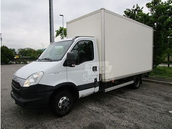 Curtainsider truck Iveco - DAILY35C15: picture 1