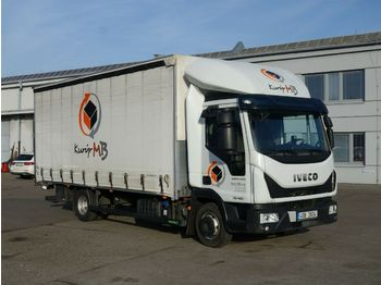 Iveco Eurocargo 75E19 LBW  - curtainsider truck