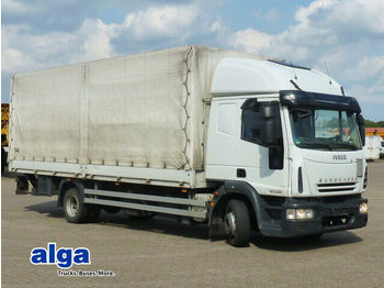 Iveco ML120E28/Euro 5/langes Fhs./LBW/7,1 m. lang  - curtainsider truck