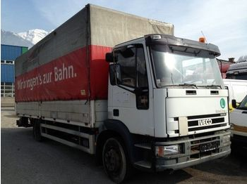 Iveco ML 120 E 24 P  - curtainsider truck