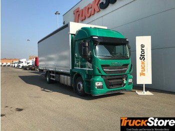 Iveco STRALIS AT 460 - curtainsider truck