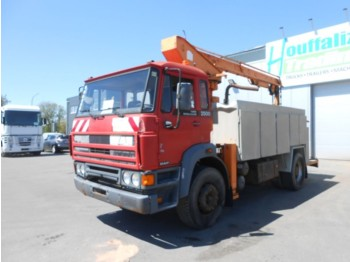 Truck DAF 2500 - nacelle - big axle: picture 1
