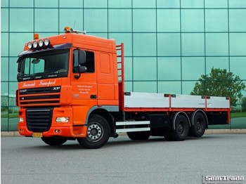 DAF FAS XF 105.460 EURO 5 SPACE CAB - dropside truck